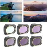 lens filter set Voor Dji Mavic mini/mini 2 Accessoires, camera lens filter Combo (Uv/Cpl/ND4/ND8 / ND16 / ND32)
