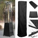 (Type) Waterproof Gas Pyramid Patio Heater Cover Home Garden