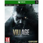 Microsoft XBox Series X - XBox One Resident Evil Village Game