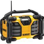DEWALT DCR017 XR DAB Radio & Charger 240V & Li-ion Bare Unit