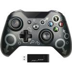 (Black) Wireless Controller For xBox One and Microsoft Windows 10 8 Bluetooth Gamepad