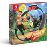 Nintendo Switch without Games Fitness Ring Adventure Ring Fit Exercise Yoga Ring+Leg Band