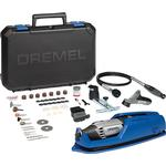 Dremel Dremel 4000 Rotary Tool with 4 Attachments and 65 Accessories (230V)