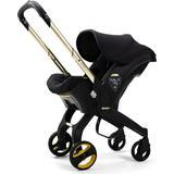 Doona Infant Car Seat Stroller - Limited Edition Gold