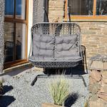 Aestas | Aztec Double Hanging Egg Chair