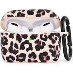 Silicone Case Compatible with AirPods Pro Protective Case Floral Print Protective Case Ultra-thin Shock-Absorbing Soft Silicone Case Apple Airpod Pro