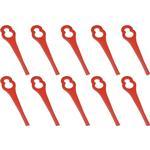 Bosch ART 26 Accutrim Compatible Strimmer Trimmer Plastic Blade Pack of 10