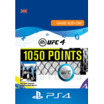 1050 UFC 4 Points - ps4