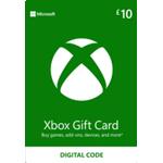Xbox Gift Card £10
