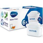 (Pack of 6) BRITA MAXTRA+ water filter cartridges, compatible with all BRITA jugs