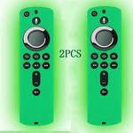 2PCS Remote Controller Shockproof Silicone Cover For Amazon Fire TV Stick