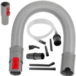Micro PC Desk Cleaning Kit + Extra Long Extendable Quick Release Hose for Dyson V10 V11 SV12 SV14 Cordless Vacuum Cleaner