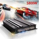 5800W Car Stereo Audio Power Amplifier Car Home Stereo FM Radio