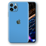 iPhone 11 Pro MAX Glossy SKY BLUE Skin