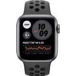 Apple Watch Series 6 Nike+ 44mm (GPS+Cellular) Space Grey Aluminium Case with Nike Black Sport Band at £30 on Refresh Flex (24 Month contract) with Unlimited 5G data. £24.24 a month.