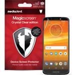 Motorola Moto E5 Screen Protector (Clear)   Magicscreen