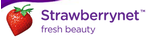 StrawberryNET.com - Skincare-Makeup-Cosmetics-Fragrance Logotype