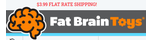 Fat Brain Toys Logotype