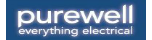 Purewell Electrical Logotype