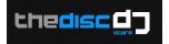 The Disc DJ Store Logotype