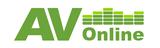 Audio Visual Online Logotype