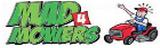 Mad4Mowers Logotype