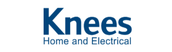 Knees Home and Electrical Logotype