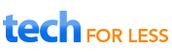 Tech For Less Logotype