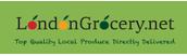 London Grocery Logotype