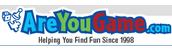 AreYouGame Logotype