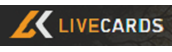Livecards Logotype