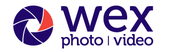 WEX Photo Video Logotype