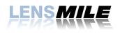 Lensmile Logotype