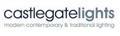 Castlegate Lights Logotype