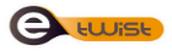 eTwist Logotype