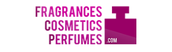 Fragrances Cosmetics Perfumes Logotype
