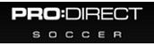 Pro Direct Soccer Logotype