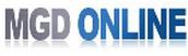 MGD Online Logotype