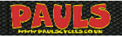 Pauls Cycles Logotype
