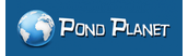 Pond Planet Logotype