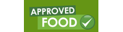 Approved Food Logotype