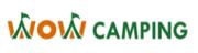 Wow Camping Logotype