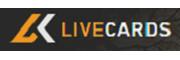 Livecards Logotype