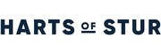 Harts of Stur Logotype