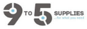 9 to 5 Supplies Logotype