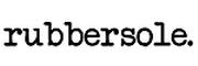 Rubber Sole Shoes Shop Logotype