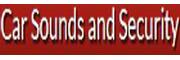 Car Sounds and Security Logotype