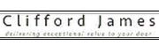 Clifford James Logotype