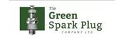 The Green Spark Plug  Logotype