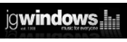 JG Windows Logotype